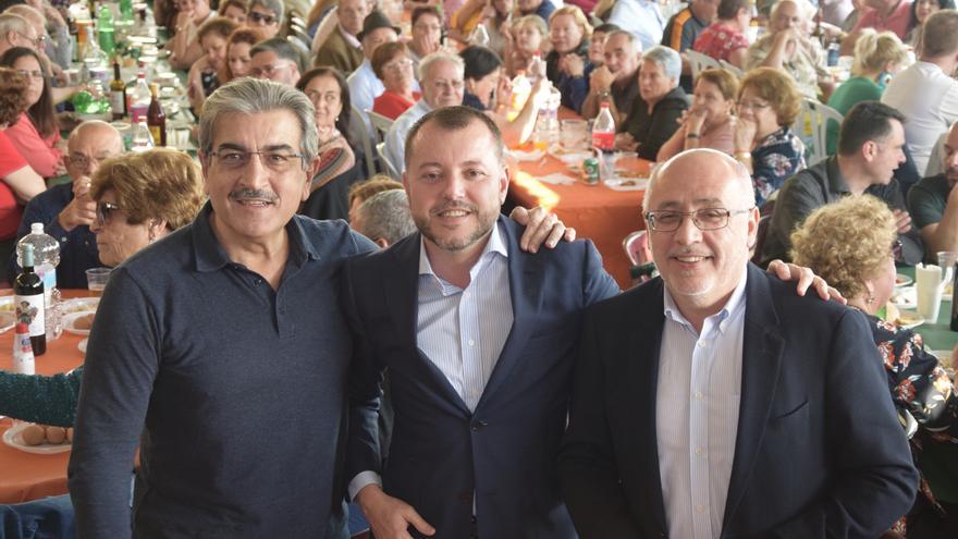 """Teodoro Sosa presenta su """"PlanTeo"""" ante más de mil personas"""