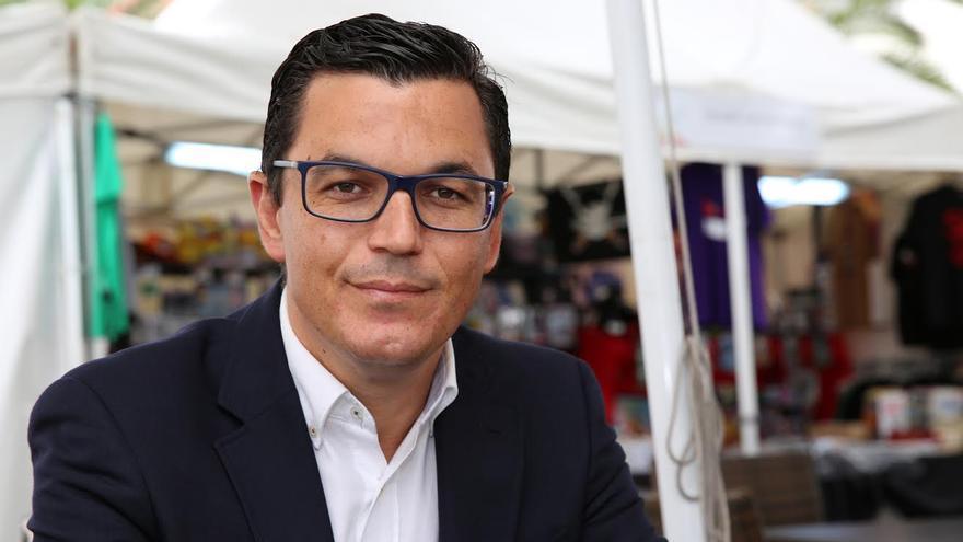 Pablo Rodríguez. (ALEJANDRO RAMOS)