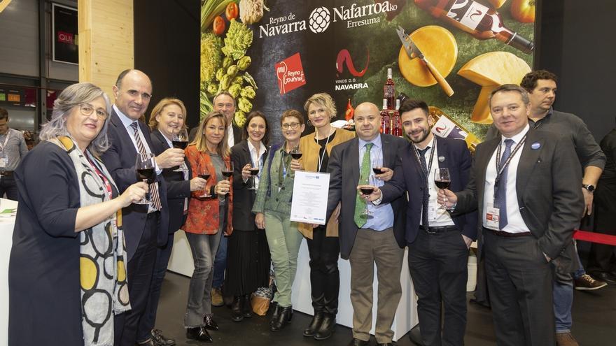 Navarra promueve con La Rioja, Euskadi y dos socios franceses la marca gastronómica 'Gaturi'