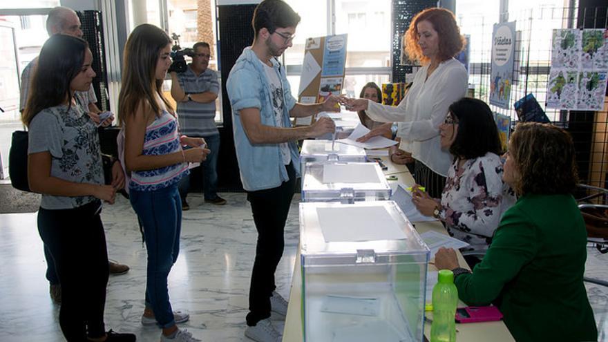 Elecciones a rector en la Universidad de Las Palmas de Gran Canaria