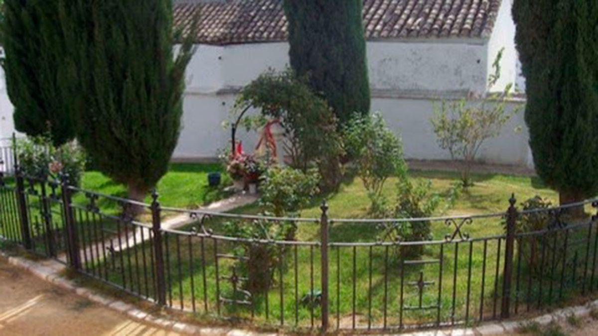 Imagen del cementerio de Baena.