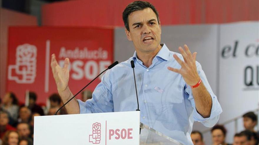 El PSOE debate hoy las enmiendas al borrador de su programa electoral