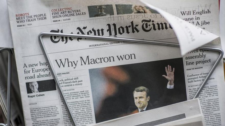 El New York Times dejará de publicar viñetas políticas tras una polémica antisemita