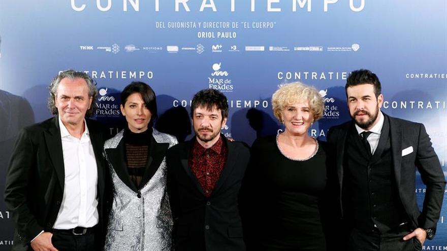 """""""Contratiempo"""" inaugura la octava edición del festival España de cine en Pekín"""