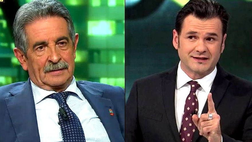 Miguel Ángel Revilla / Iñaki López