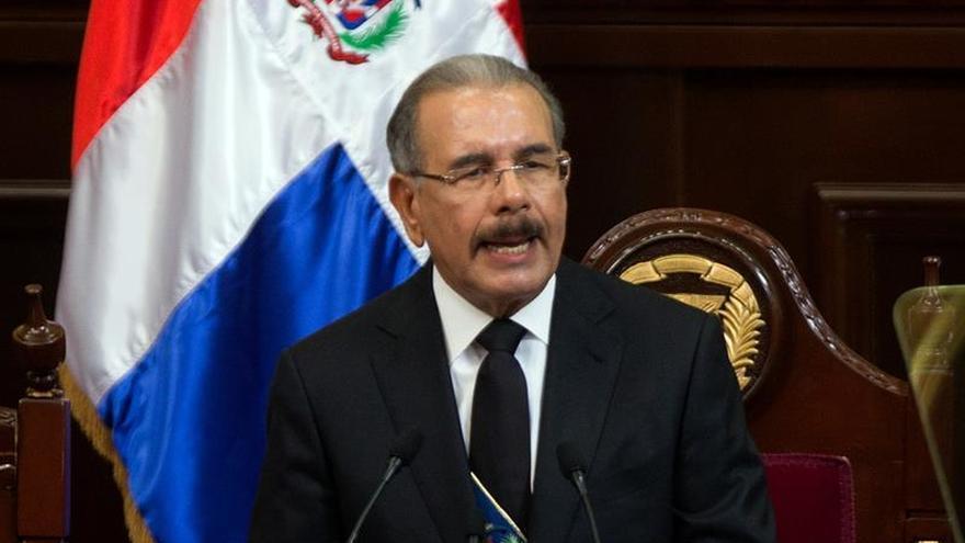 El presidente Medina felicita a Rajoy por su investidura