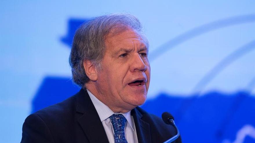 La OEA abordará el 5 de septiembre la crisis por los refugiados de Venezuela