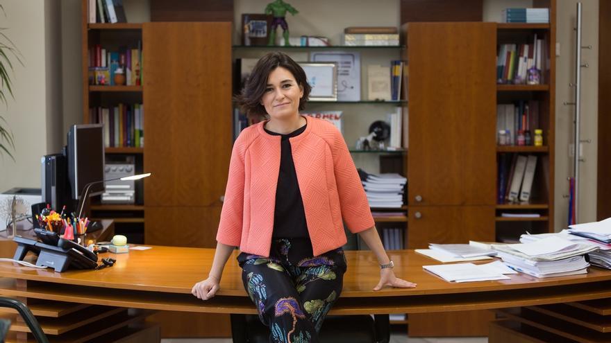 La consejera valenciana Carmen Montón será la nueva ministra de Sanidad