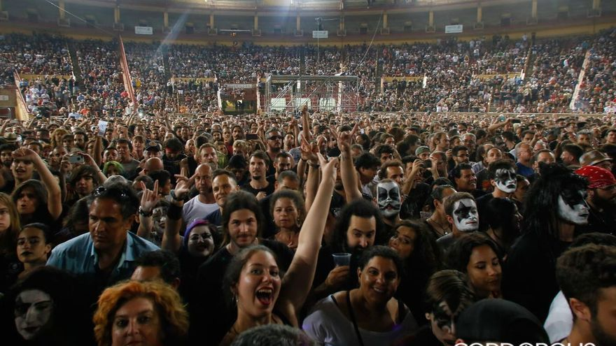 Concierto de Kiss en Córdoba | MADERO CUBERO
