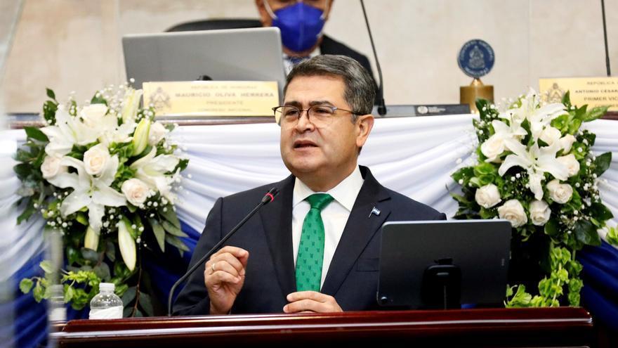 Hernández inicia su último año en el poder con el compromiso de no buscarlo más
