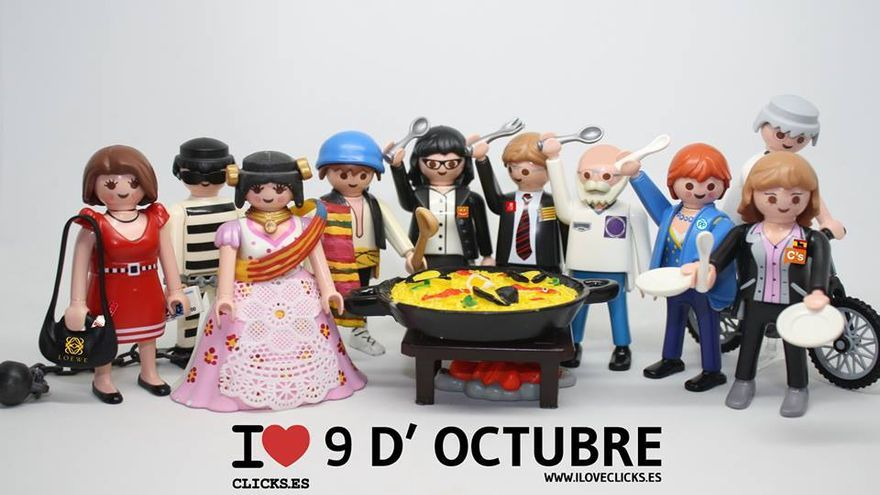 I love 9 d'Octubre