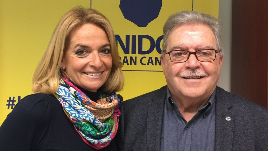 Esther Monzón y José Miguel Bravo de Laguna