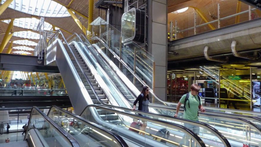ThyssenKrupp Elevadores se adjudica un contrato de mantenimiento en el aeropuerto de Madrid-Barajas