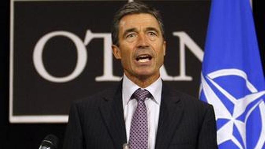Secretario de la OTAN, Anders Fogh Rasmussen