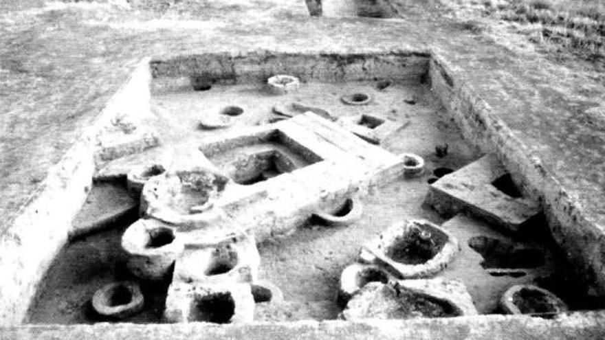 Necrópolis del Palomar de Pintado en Villafranca de los Caballeros / eltiocazuela.com