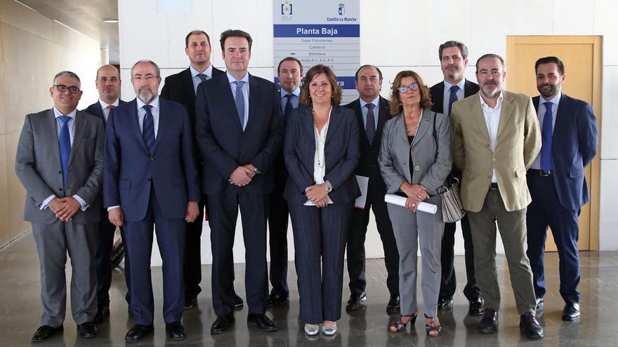 Juan Martínez Moraga, elegido presidente del Consejo Regional de Cámaras de Comercio