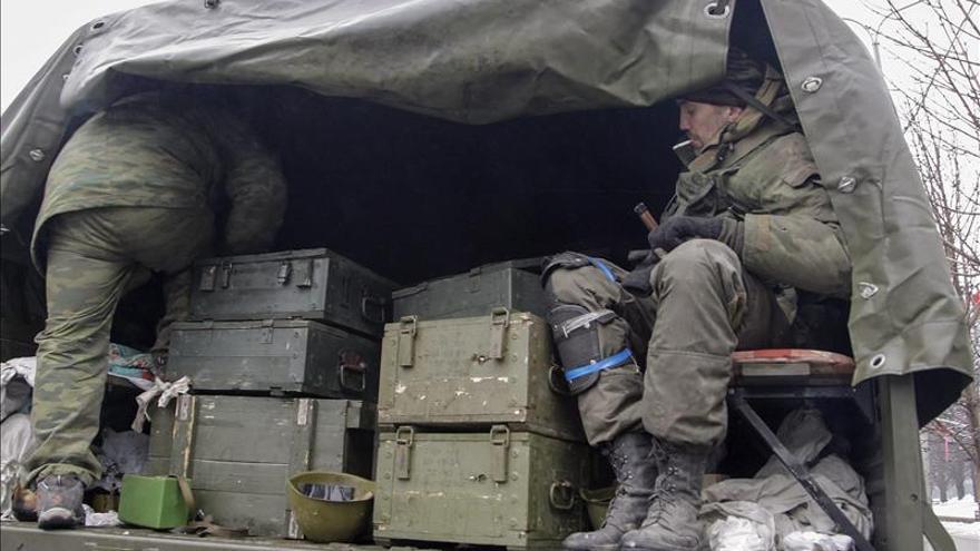 EE.UU. divulga imágenes de supuestos sistemas militares rusos en Ucrania