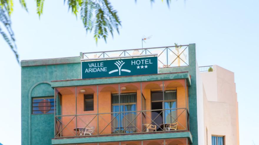 Hotel Valle Aridane.