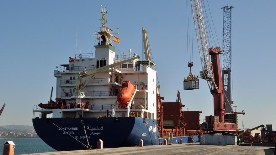 CNAN Nord inicia un servicio regular entre el puerto de Bilbao y Argelia