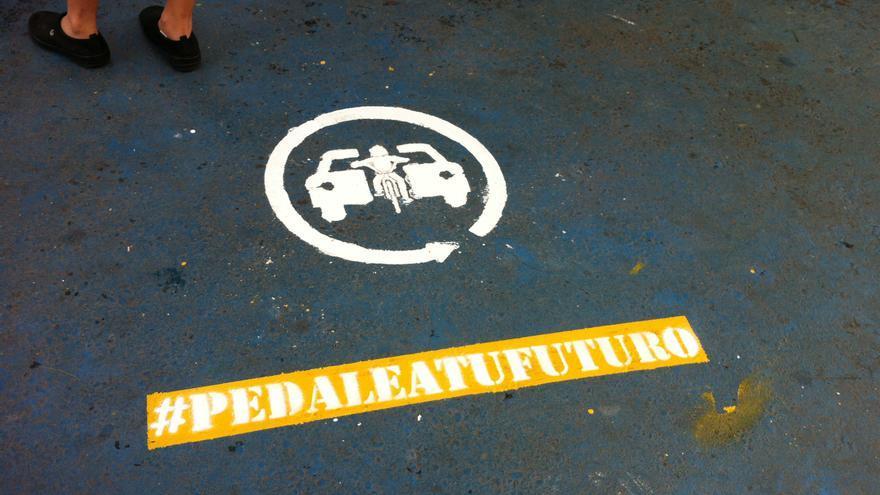 Más bicis pero siempre que haya menos coches: así sí es el futuro de la movilidad.