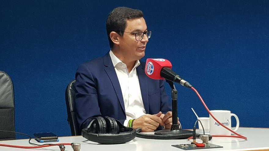 Pablo Rodríguez, en Radio Marca Tenerife