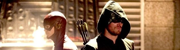 the flash arrow audiencias 630