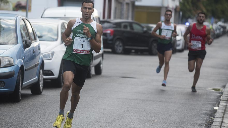 Serroukh, ganador en La Fuensanta | TONI BLANCO