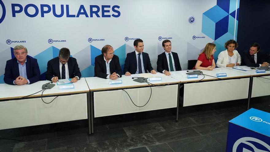 Casado sitúa a Cospedal, Méndez de Vigo, Catalá y Montoro al frente de Presidencias de comisión del Congreso