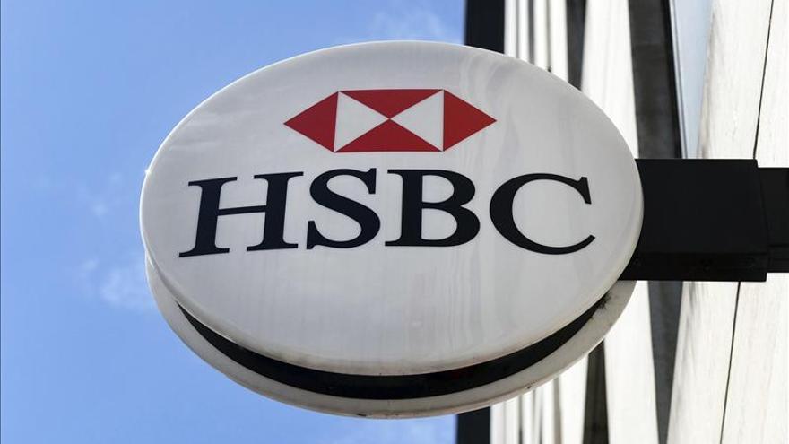 Sede del banco HSBC. / Efe