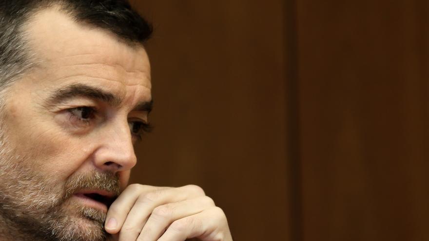 """Maíllo, sumido en una """"profunda reflexión personal"""", decidirá en febrero si vuelve a optar a liderar IULV-CA"""