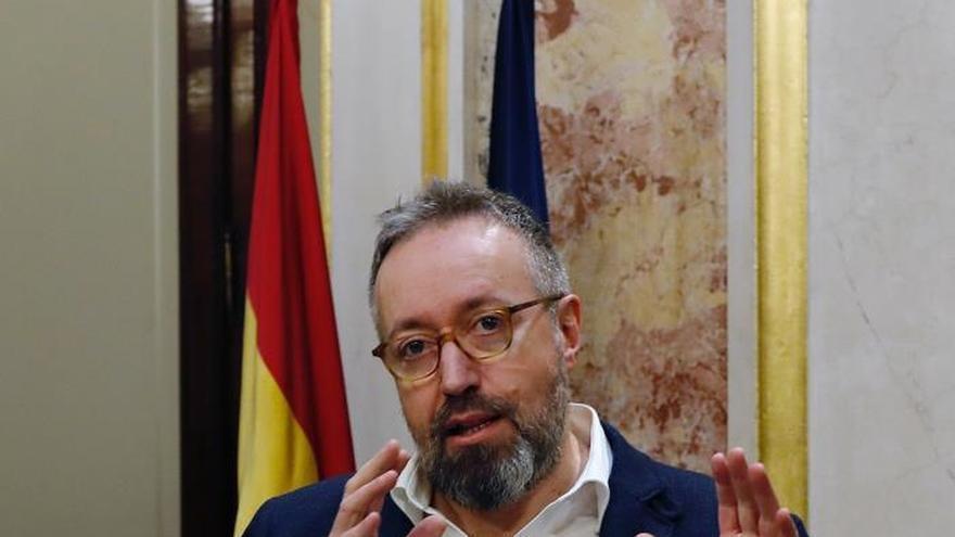 """Girauta critica a Lastra porque su """"nivel"""" es el de la """"calumnia y demagogia"""""""
