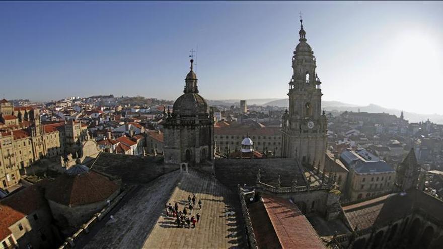 El repique francés sonará en la Catedral de Santiago casi medio siglo después