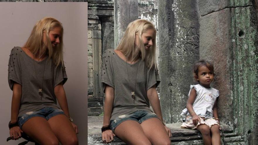 Van Den Born que 'engañó' a sus padres durante 42 días manipulando fotografías