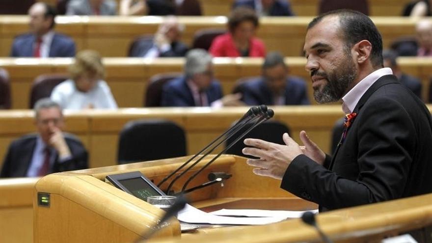 José Manuel Mariscal será el candidato de salida de IU-CA al Senado encabezando la lista de Unidos Podemos en Cádiz