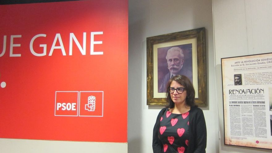 """Los 'sanchistas' exigen que Heredia dimita y se disculpe con Sánchez por sus """"mentiras"""" y """"calumnias"""""""