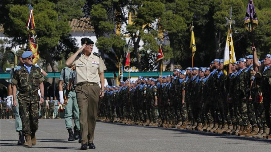 La Legión despide al contingente que participará en una misión en Líbano