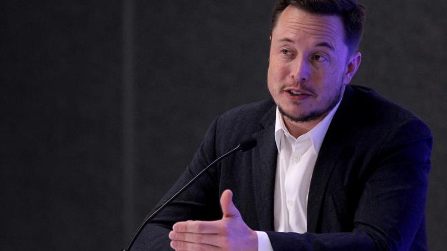 Elon Musk en una imagen de archivo