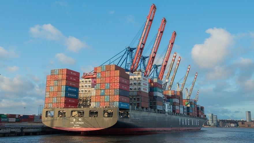 Canarias, la segunda comunidad en la que más crecen las exportaciones hasta septiembre