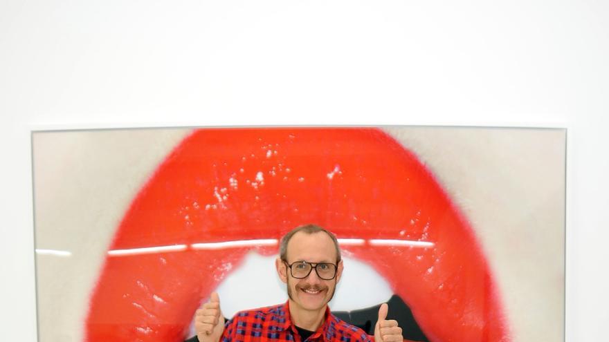 Terry Richardson en su propia exposición, Terrywood