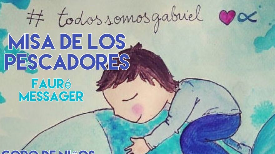 Alumnos del Conservatorio de Torrelavega interpretan mañana la Misa de los Pescadores en memoria de Gabriel Cruz