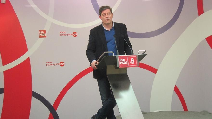 Besteiro renuncia a ser candidato del PSdeG a la Xunta de Galicia, pero sigue como secretario general