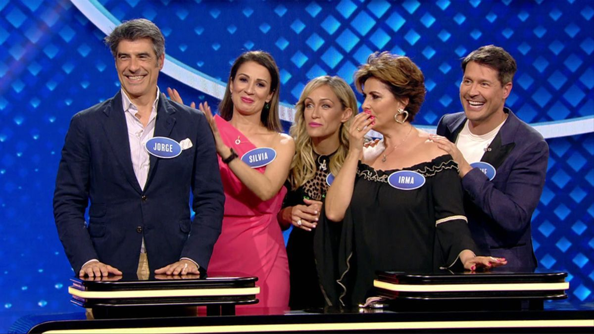 Imagen de 'Family Feud', el concurso que enfrentará a grupos de famosos en Antena 3
