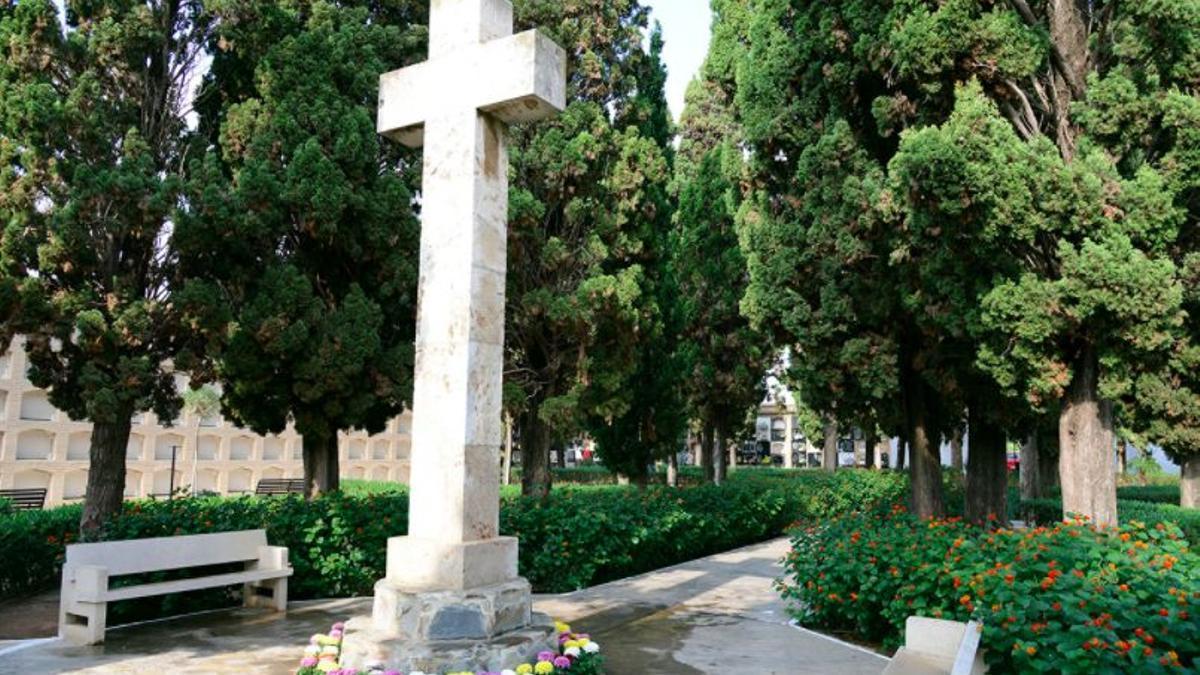 Cementerio nuevo de Paiporta.