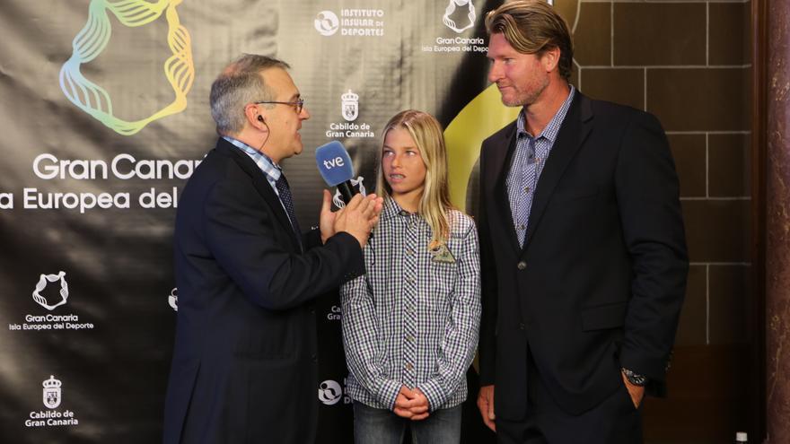 Premios Isla Europea del Deporte.