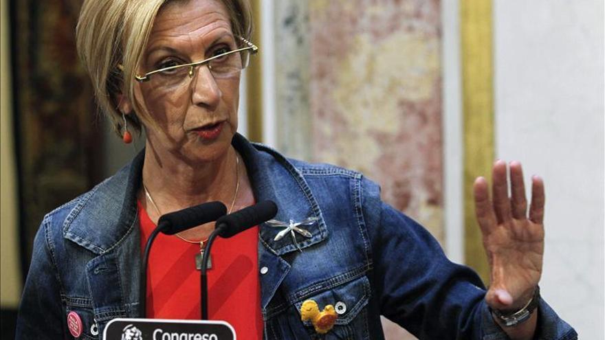 """Díez critica al Parlament catalán por su """"nuevo reto al orden constitucional"""""""