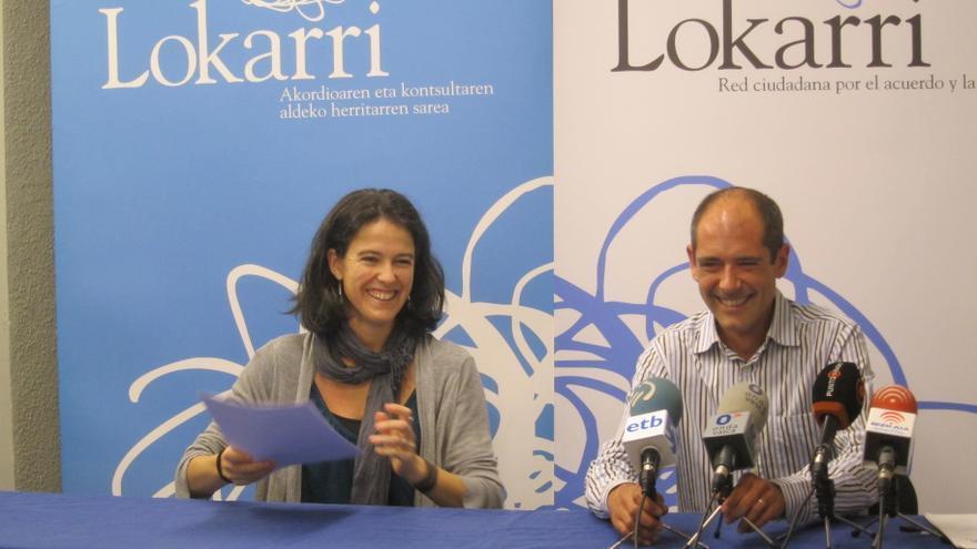"""Lokarri propone lograr un consenso sobre una agenda de """"desarme, desmantelamiento y reintegración"""" de ETA"""