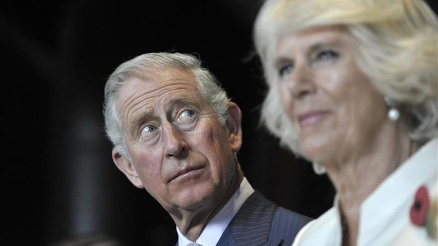 Fuertes medidas de seguridad para el viaje a Irlanda de Carlos y Camilla