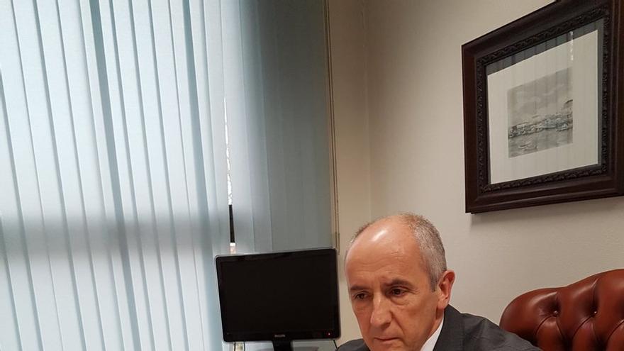 El portavoz del Gobierno vasco, Josu Erkoreka