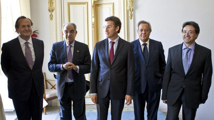 La Xunta destaca que Pemex ratifica firma contratos con astilleros gallegos