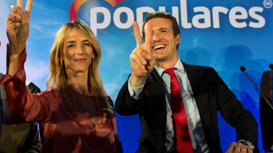 Casado garantiza que activará de inmediato el 155 en Cataluña si gobierna